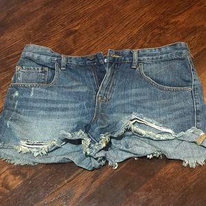 BDG denim shorts from Urban Outfitters